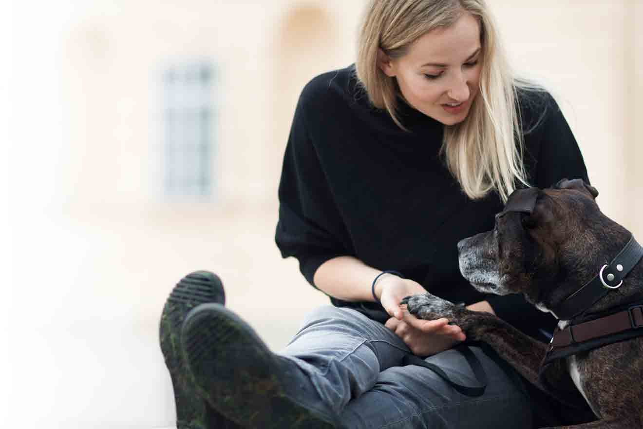 Petra Frey Dogdialog Hundeschule Wien